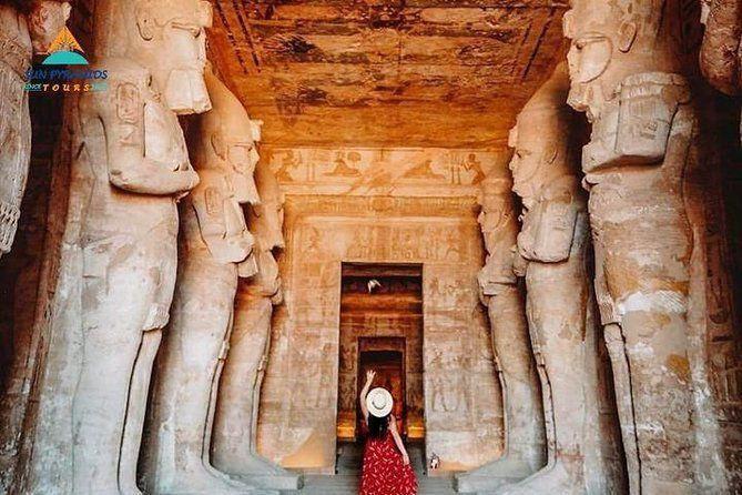 Guided Day Tour to Abu Simbel Temples from Aswan by Flight