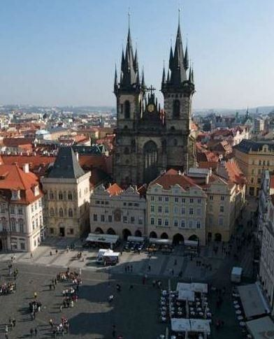 Hop-on/ Hop-off City Tour Prague 48h, Boat Tour, Castle & Jewish Quarter