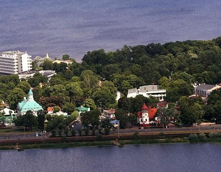 Combined sightseeing tour/tour of Riga and Jurmala - up to 7 hours