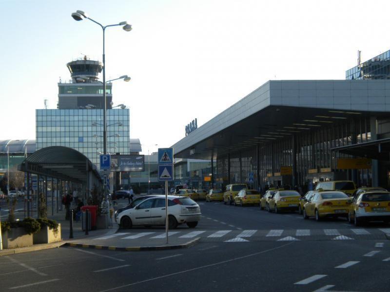 Прага где аэропорт
