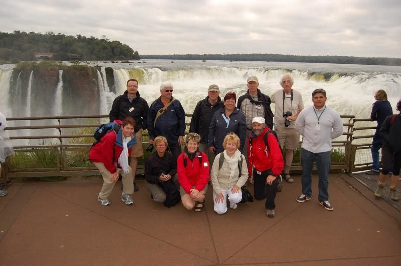 Iguaçu Waterfalls - Brazilian side