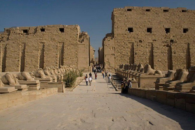 Private Day Tour to Luxor Temple & Karnak Temple from Safaga Port