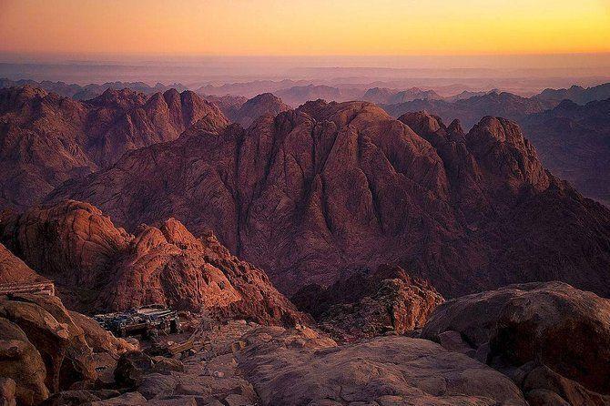 Mount Sinai Sunrise Climb from Sharm El Sheikh