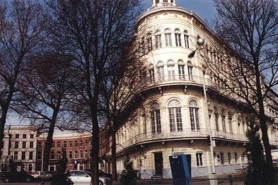 Walk Scheepvaartkwartier (Maritime Quarter)