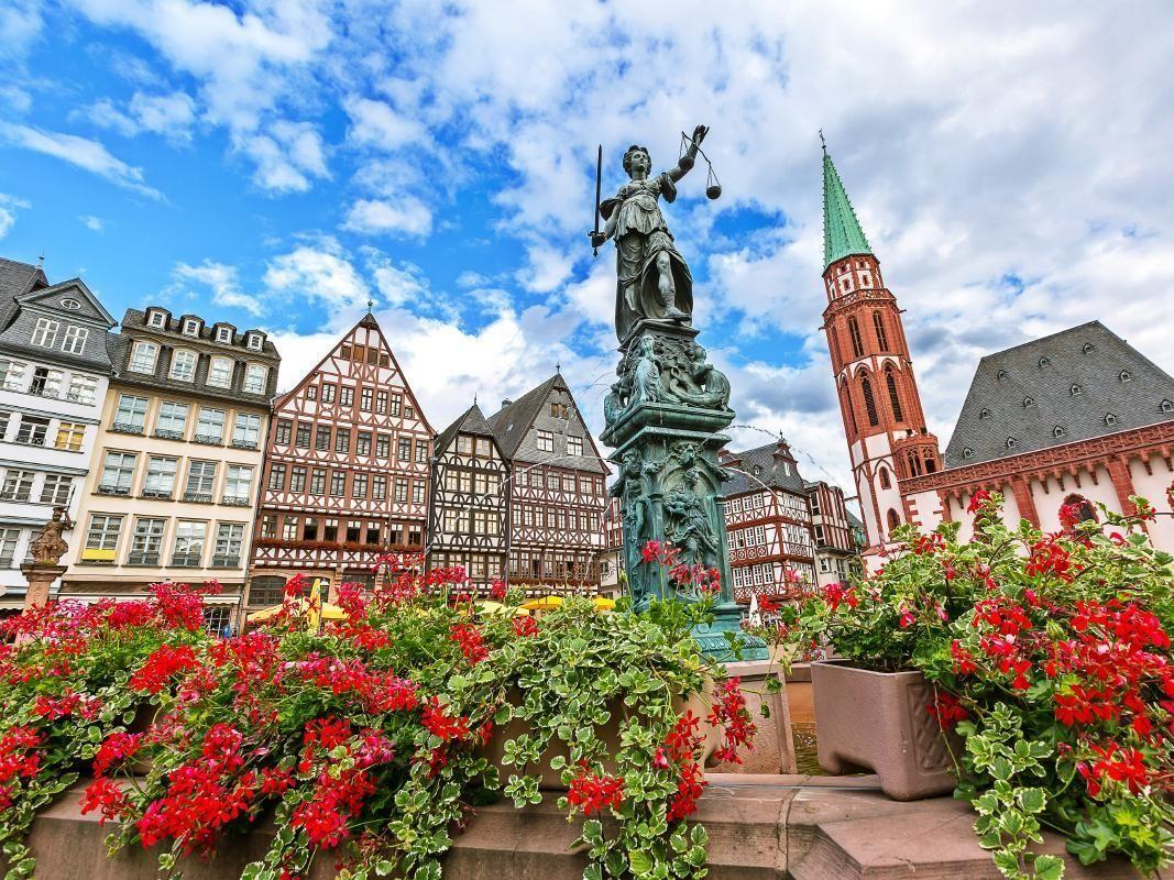 Frankfurt Card - Discount City Card with Public Transport Pass