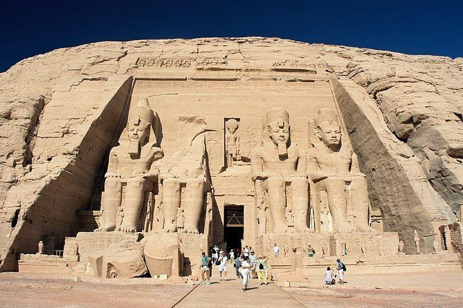 Private Two Days Trip to Abu Simbel and Aswan from Marsa alam
