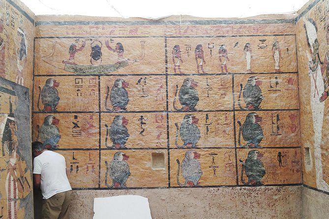 Howard Carter House & Ramesseum Temple Half-day Tour From Luxor