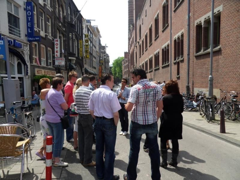 Private Red Light District Tour Amsterdam
