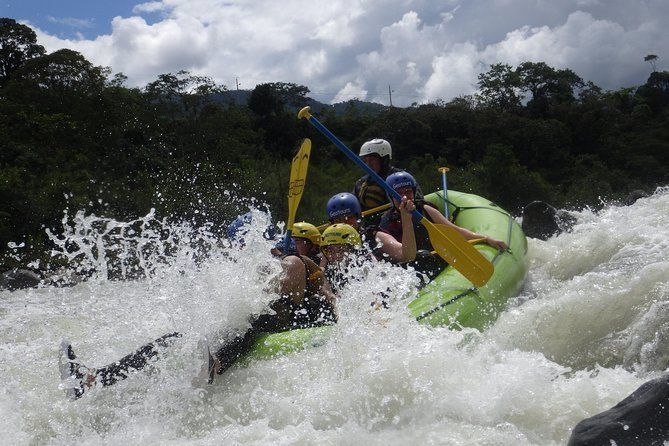 White Water River Rafting Day Tour in Baños