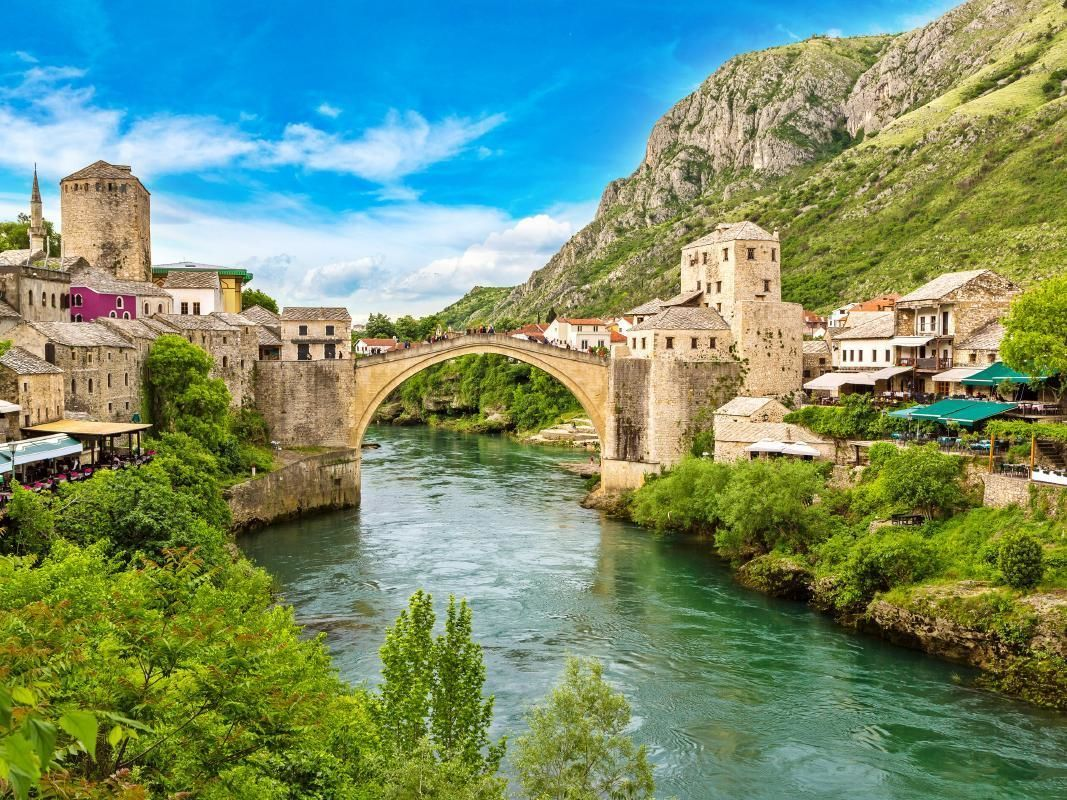 Bosnia and Herzegovina Highlights Full Day Tour from Dubrovnik with Mostar Visit