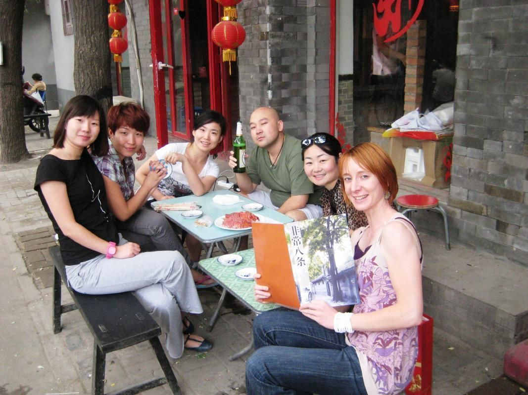 Beijing Half Day Cycling Tour with Local Lunch