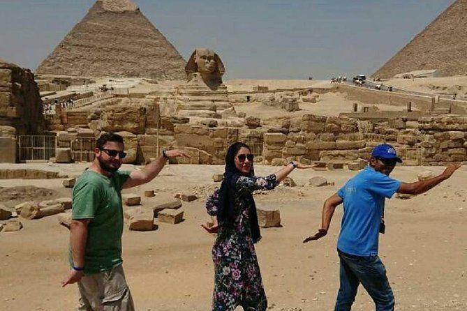 Luxor and Cairo two days tour from Portghalib