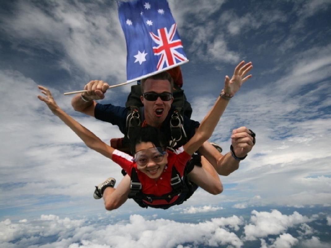 Yarra Valley Skydiving Adventure at 15,000 Feet from Melbourne