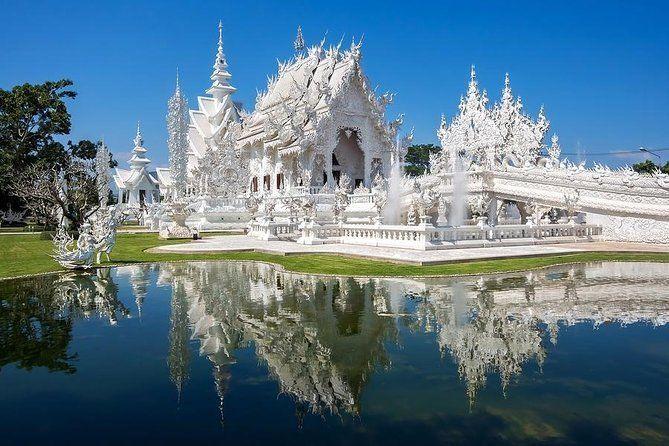 White Temple - Golden Triangle - Cruise