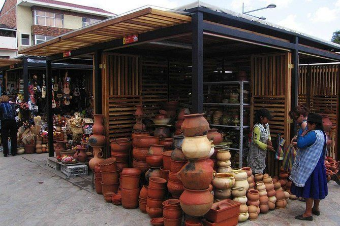 Shared Cuenca Markets Full Day Tour