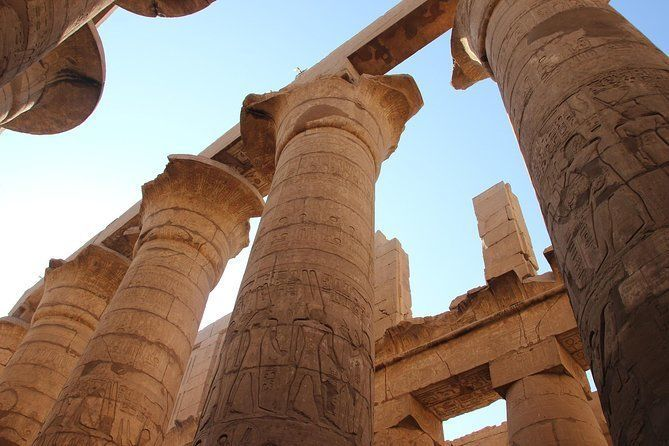 Small Group Tour to Luxor from Hurghada