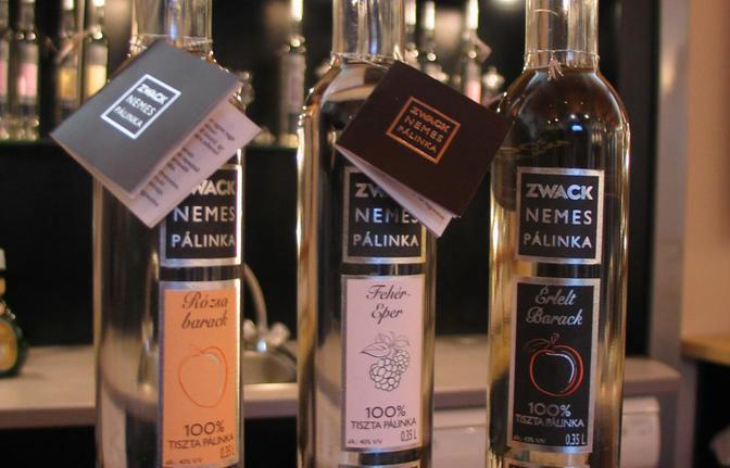 Apricot brandy and Art Noveau - Kecskemét