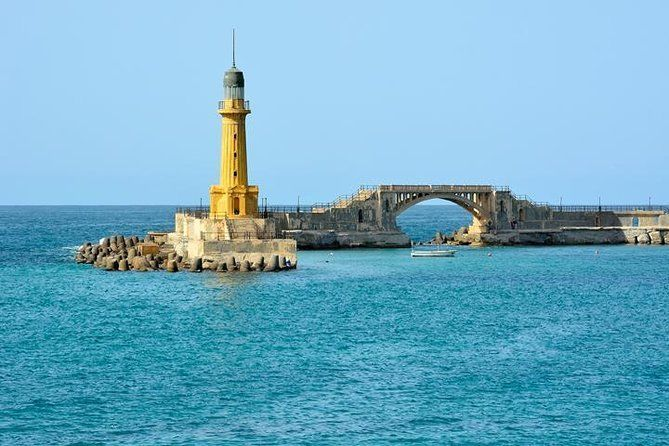 Shore Excursion: Alexandria City Tour from Alexandria Port