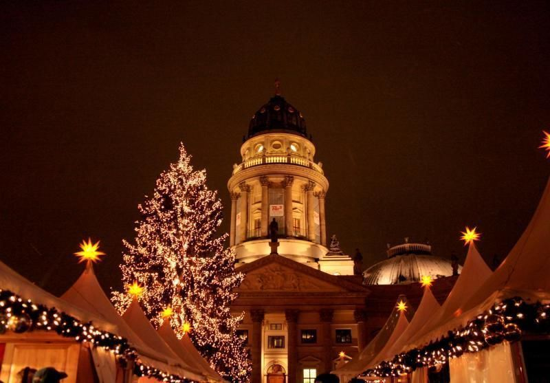 The highlights of Berlin during Christmas time