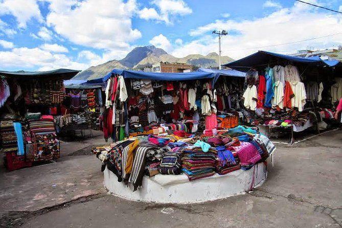 Otavalo Indigenous Market Private Tour
