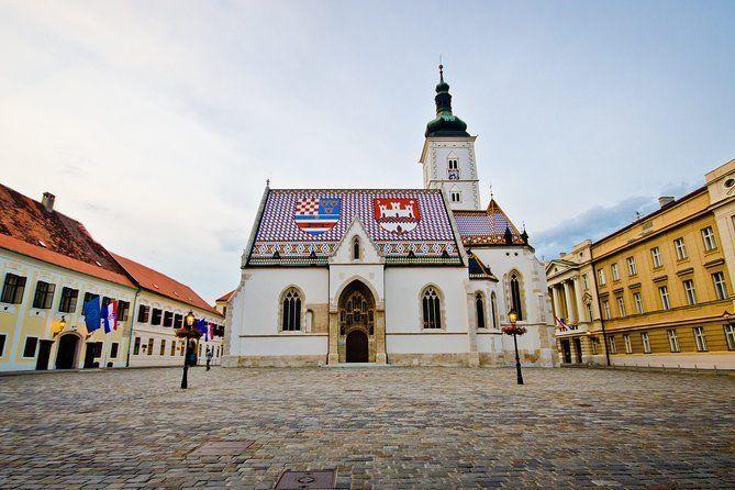 Zagreb Private City Walking Tour