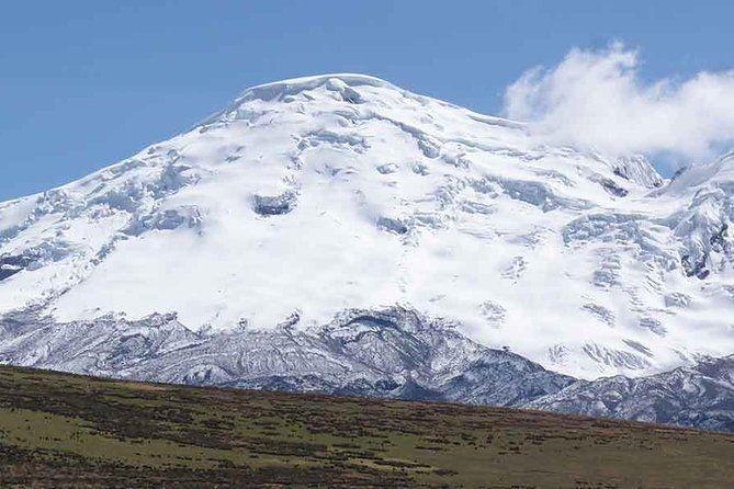 Antisana Volcano Condor Reserve