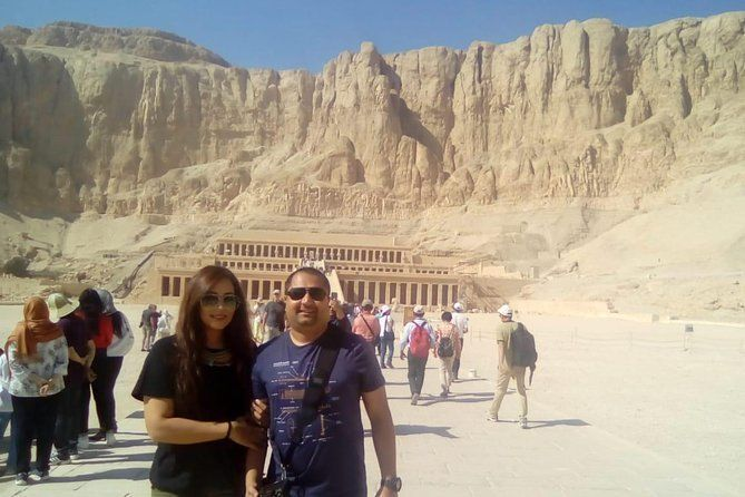 Luxor east and west guided tour from Hurghada hotels