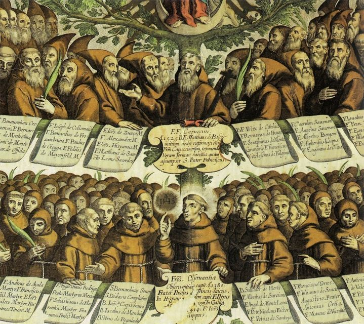 Rome: Capuchin Crypt & Museum Tour with Choral Concert