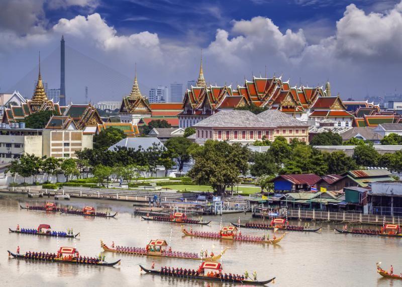 City tour Bangkok - One day in Bangkok