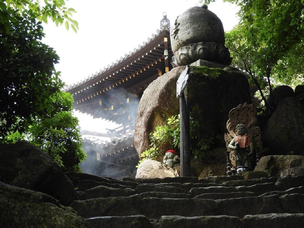 Miyajima Mount Misen Hiking Tour with English-Speaking Guide