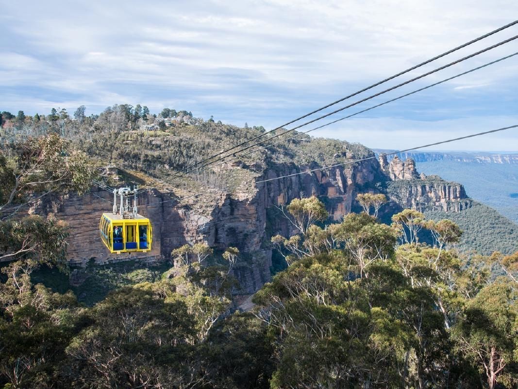Blue Mountains 3-Day Explorer Bus Pass from Katoomba