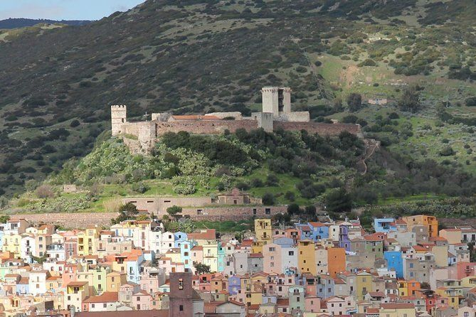 Bosa & Nuraghe Santu Antine From Olbia - Costa Smeralda