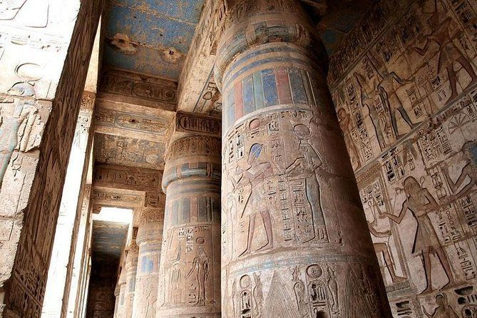 Luxor Day Tour to Habu Temple, Valley of the Nobles and Deir El Madina