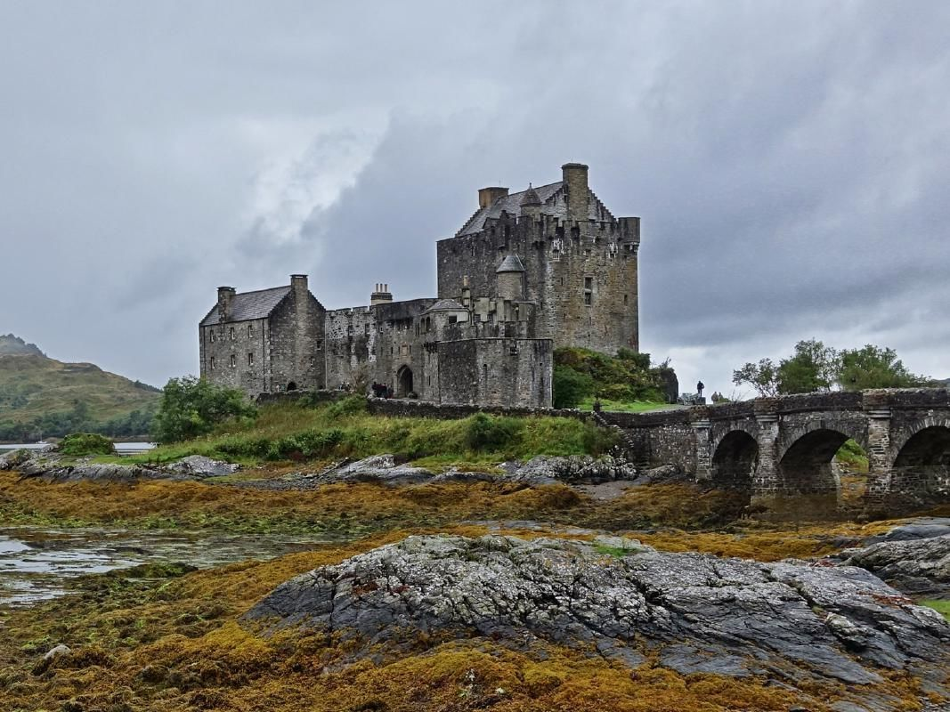 Isle of Skye, Loch Ness and Eilean Donan Castle 3-Day Tour from Edinburgh