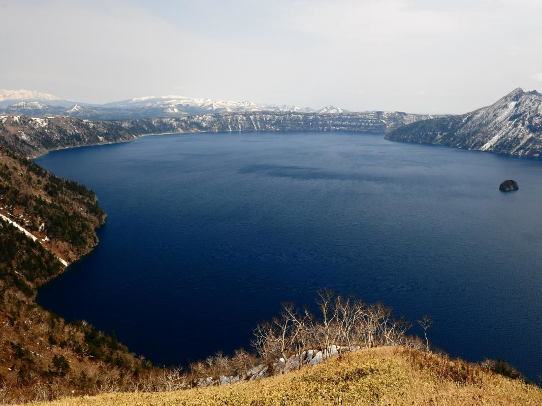 Lake Mashu, Kussharo & Akan Scenic Excursions by Bus from Kushiro