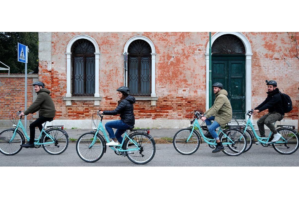 Venice Lagoon Half Day Bike Tour