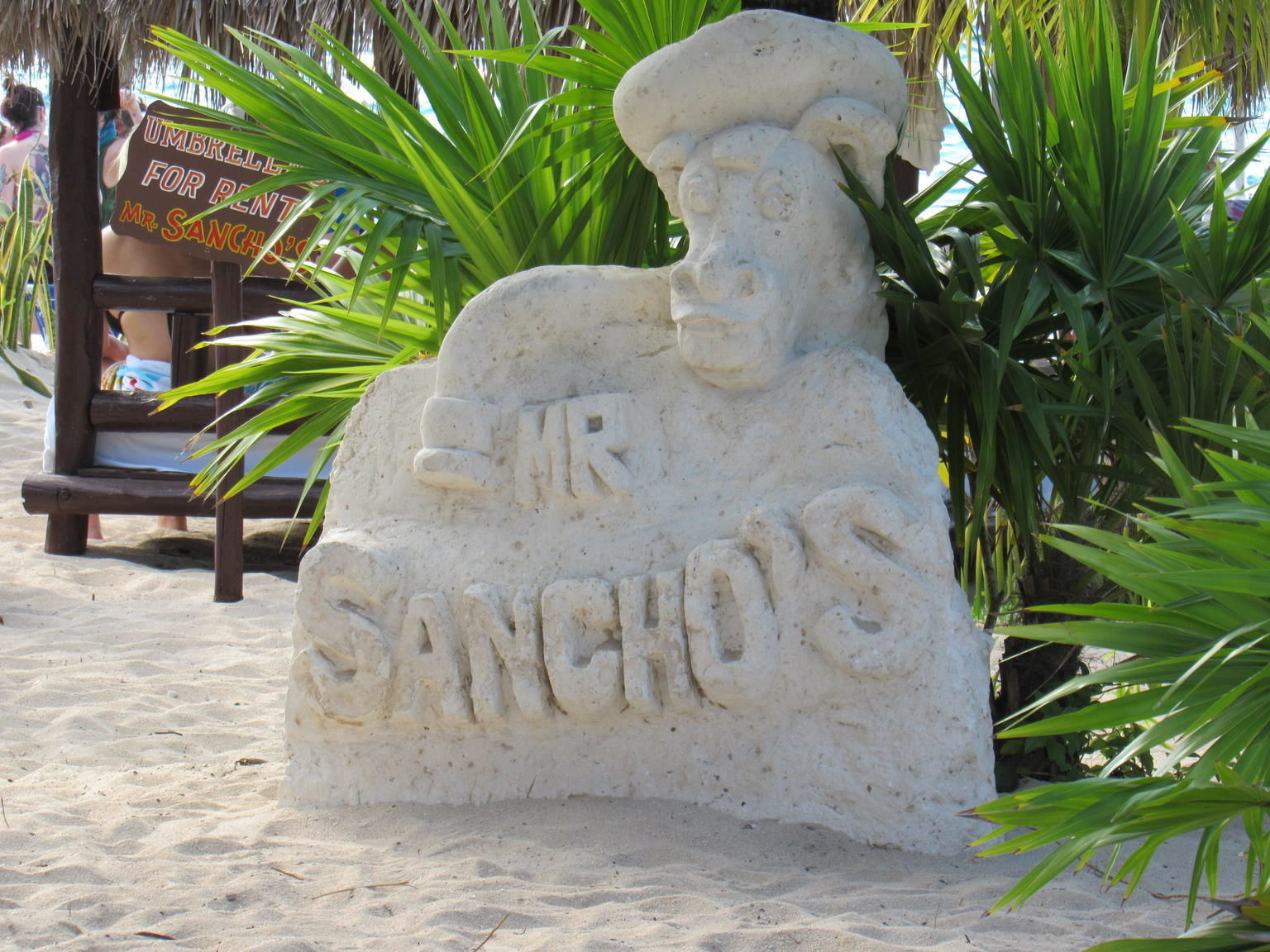 Mr. Sancho's Beach Club All-Inclusive Day Pass