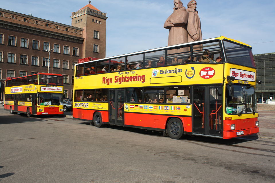 Автобус рига варна