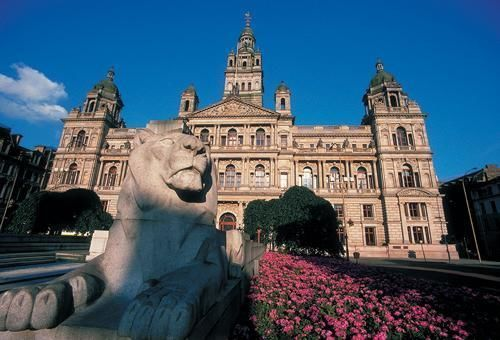 Glasgow City Tour Hop-on/ Hop-off City Tour - Ticket for 1 and 2 days