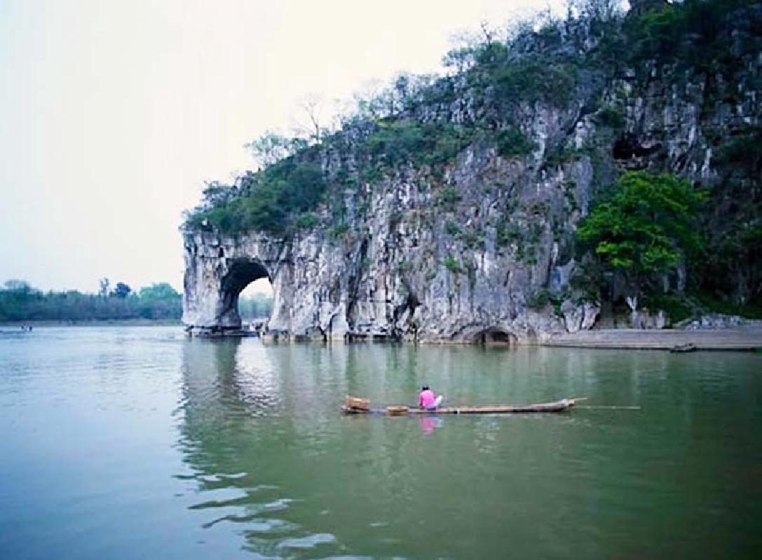Guilin One Day Excursion with Roundtrip Flight from Shanghai