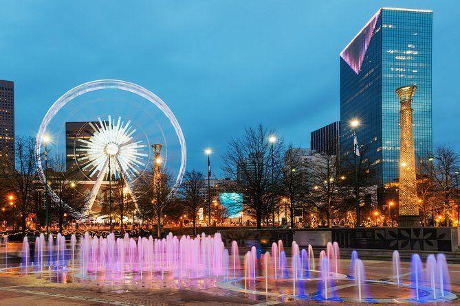 Atlanta Highlights Private Tour