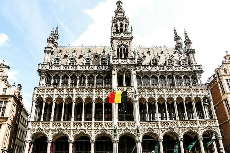 Express city tour Brussels with Belgian tastings