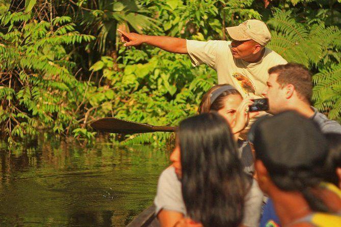 Ecuadorian Amazon and Andean Circuit 6 Days -5 Nights