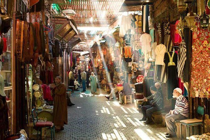 Fes Handicrafts and Shopping Tour