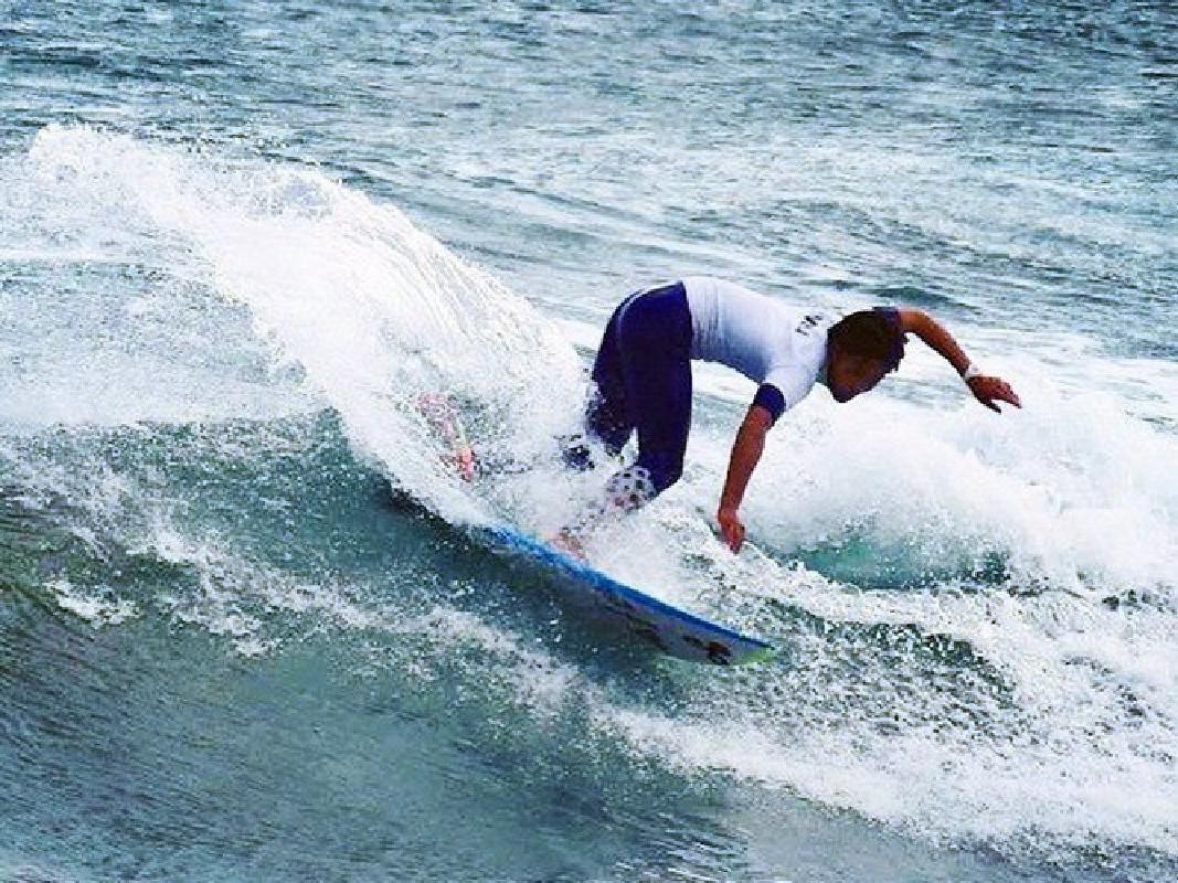 Surfing Class for Intermediate Surfers in Shizuoka