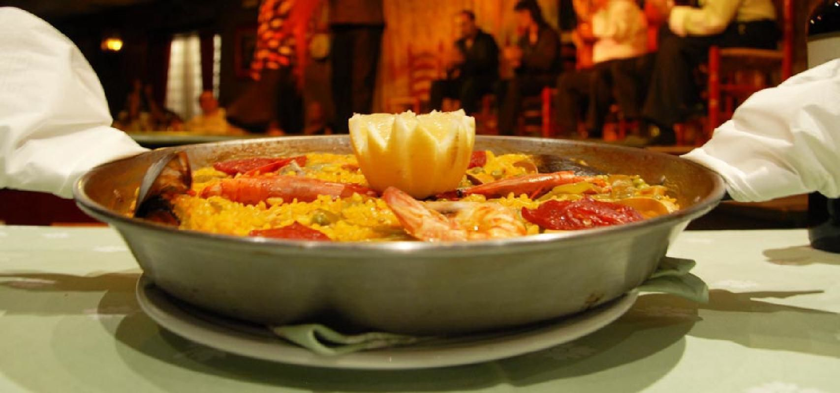 Madrid Flamenco Show at Cafe de Chinitas with Dinner or Drink