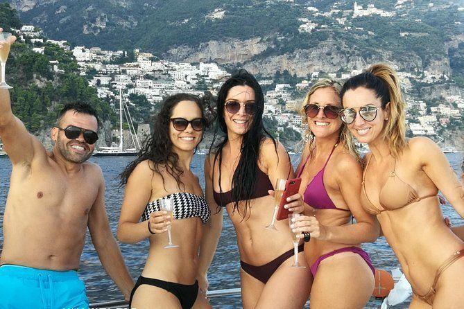 2 Capri private boat tour