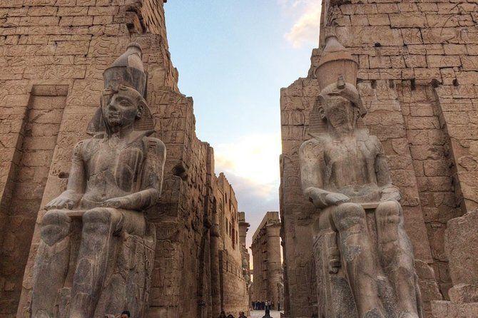 Overnight Trip to Luxor From Portghalib