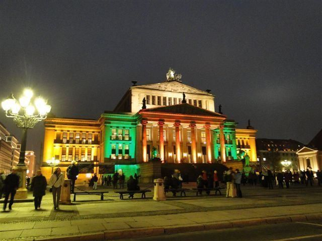 "Berlin Sightseeing Tour during the ""Festival of Lights"""