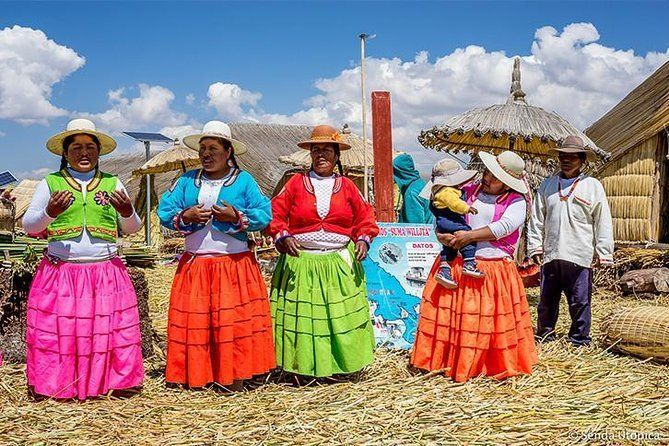 Full-Day Tour: Uros and Taquile Islands by Fast Boat